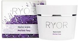 Parfums et Produits cosmétiques Crème de nuit - Ryor Night Cream Marine Algae
