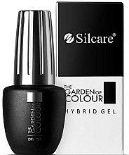 Parfums et Produits cosmétiques Top coat séchage rapide pour gel UV ou vernis semi-permanent - Silcare Dry Top From The Garden Of Color