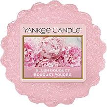 Parfums et Produits cosmétiques Tartelette de cire parfumée - Yankee Candle Blush Bouquet Tarts Wax Melts