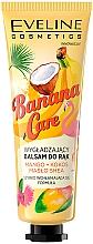 Parfums et Produits cosmétiques Crème à la mangue, coco et huile de karité pour les mains - Eveline Cosmetics Banana Care