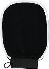 Parfums et Produits cosmétiques Gant de toilette massant pour corps, noir - Efas Luxury