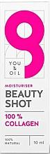 Sérum au collagène pour visage - You & Oil Beauty Shot 100 % Collagen — Photo N2