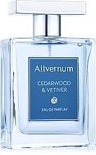 Parfums et Produits cosmétiques Allvernum Cedarwood & Vetiver - Eau de Parfum