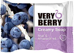 Parfums et Produits cosmétiques Savon crème aux baies d'açaï et huile d'amarante - Very Berry Acai & Amaranth Oil