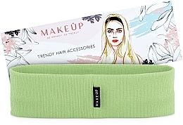 Parfums et Produits cosmétiques Bandeau pour cheveux, Be Beauty, vert clair - MakeUp