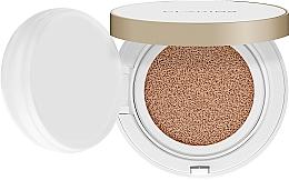 Parfums et Produits cosmétiques Fond de teint coussin longue tenue SPF 50 - Clarins Everlasting Cushion Foundation