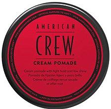 Parfums et Produits cosmétiques Crème coiffante tenue souple - American Crew Cream Pomade