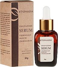 Parfums et Produits cosmétiques Sérum raffermissant bi-phasé pour visage - Bosphaera