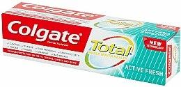 Parfums et Produits cosmétiques Dentifrice, fraîcheur active - Colgate Total Active Fresh