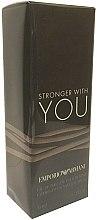 Parfums et Produits cosmétiques Giorgio Armani Emporio Armani Stronger With You - Eau de toilette pour homme (mini)