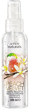 Brume pour corps Pêche - Avon Naturals Peach