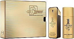 Parfums et Produits cosmétiques Paco Rabanne 1 Million - Coffret (eau de toilette/100ml + déodorant/150ml)