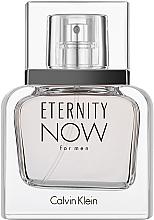 Parfums et Produits cosmétiques Calvin Klein Eternity Now - Eau de Toilette