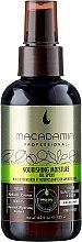 Parfums et Produits cosmétiques Huile d'argan et macadamia en spray pour cheveux - Macadamia Natural Oil Nourishing Moisture Oil Spray