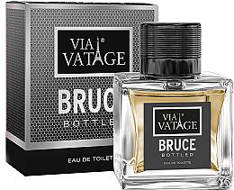 Parfums et Produits cosmétiques Via Vatage Bruce Bottled - Eau de Toilette