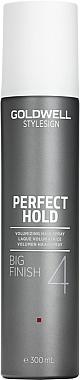 Laque volumatrice fixation forte - Goldwell Style Sign Perfect Hold Big Finish Volumizing Hairspray