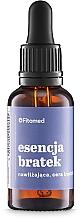 Parfums et Produits cosmétiques Essence hydratante pour peau acnéique, Pensée sauvage - Fitomed Essence