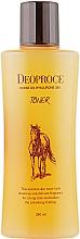 Parfums et Produits cosmétiques Lotion tonique à la graisse de cheval pour visage - Deoproce Horse Oil Hyalurone Toner