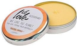 Parfums et Produits cosmétiques Déodorant crème naturel Original Orange - We Love The Planet Deodorant Original Orange