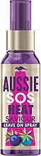 Parfums et Produits cosmétiques Spray thermoprotecteur pour cheveux - Aussie Sos Hear Saviour Leave on Spray