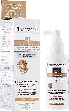 Soin intensif stimulant la croissnance des cheveux - Pharmaceris H-Stimupurin Itensive Hair Growth Stimulating Treatment