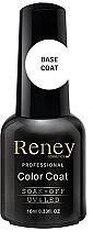 Parfums et Produits cosmétiques Base coat pour vernis semi-permanent - Reney Cosmetics Coat Base