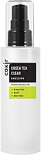 Parfums et Produits cosmétiques Émulsion à l'extrait de thé vert pour visage - Coxir Green Tea BHA Clear Emulsion