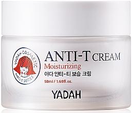 Parfums et Produits cosmétiques Crème à la cire d'abeille pour visage - Yadah Anti-T Moisturizing Cream