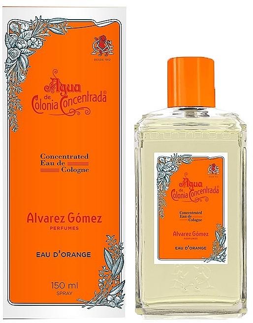 Alvarez Gomez Agua de Colonia Concentrada Eau D?Orange - Eau de Cologne