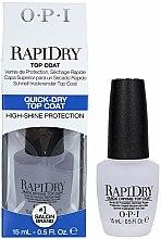Parfums et Produits cosmétiques Top coat à séchage rapide - O.P.I RapiDry TopCoat
