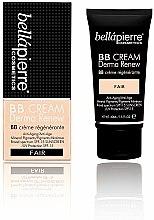 Parfums et Produits cosmétiques BB crème régénérante anti-âge aux pigments minéraux - Bellapierre BB Cream