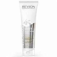 Parfums et Produits cosmétiques Shampooing et après-shampooing 2 en 1 - Revlon Professional Revlonissimo 45 Days Stunning Highlights Shampoo & Conditioner