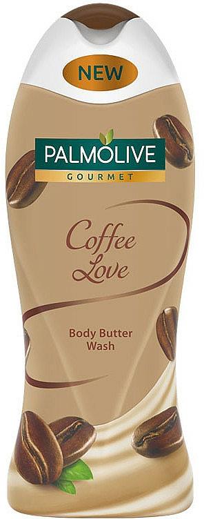 Crème de douche à l'extrait de café et beurre de karité - Palmolive Gourmet Coffee Love Butter Body Wash — Photo N1