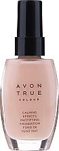 Parfums et Produits cosmétiques Fond de teint apaisant soin éclat - Avon Calming Effects