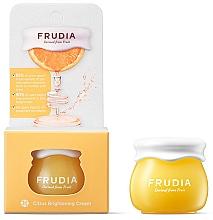 Parfums et Produits cosmétiques Crème éclaircissante pour visage (mini) - Frudia Brightening Citrus Cream