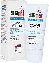 Parfums et Produits cosmétiques Exfoliant sans alcool pour visage - Sebamed Wash Peeling
