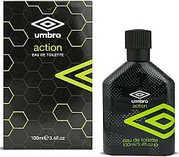 Parfums et Produits cosmétiques Umbro Action - Eau de Toilette