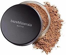 Parfums et Produits cosmétiques Crème-poudre matifiante - Bare Escentuals Bare Minerals Matte Foundation SPF15