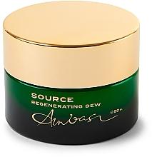 Parfums et Produits cosmétiques Crème aromathérapeutique à l'huile de lavande et de géranium pour visage - Ambasz Aromatherapeutic Source Ultra Moisturizing For Dry Skin