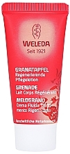 Parfums et Produits cosmétiques Lait à l'extrait de grenade pour corps - Weleda Granatapfel Regenerierende Pflegelotion