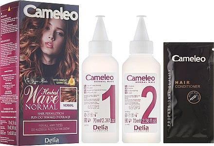 Set de permanente - Delia Cameleo Herbal Wave