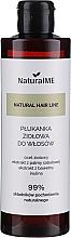 Parfums et Produits cosmétiques Soin de rinçage au vinaigre et à l'extrait de palmier de Floride - NaturalME Natural Hair Balm