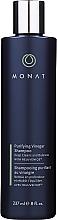Parfums et Produits cosmétiques Shampooing au vinaigre - Monat Purifying Vinegar Shampoo