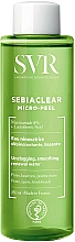 Parfums et Produits cosmétiques Eau nettoyante micro-peeling pour visage - SVR Sebiaclear Micro Peel