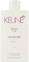 Parfums et Produits cosmétiques Neutralisant pour permanente - Keune Keratin Curl Neutralizer 1:1