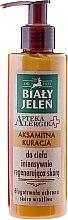 Parfums et Produits cosmétiques Crème-soin à l'huile d'amande douce et beurre de karité pour corps - Bialy Jelen Apteka Alergika Cream-Care For Body