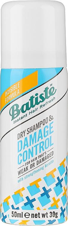 Shampooing sec protecteur enrichi en kératine - Batiste Dry Shampoo Damage Control