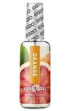 Parfums et Produits cosmétiques Gel lubrifiant à base d'eau pour sexe oral, Orange - Egzo Aroma Gel Orange
