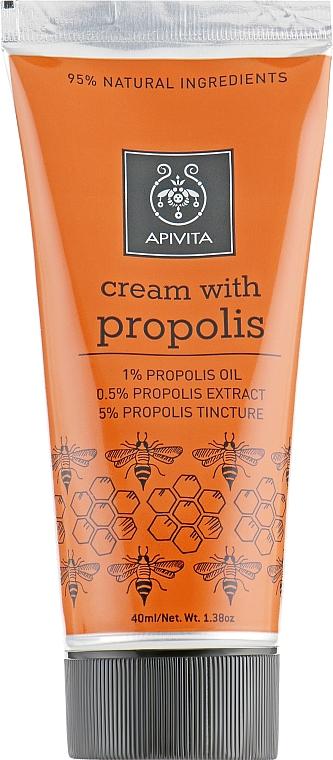 Crème multi-usage à la propolis - Apivita Healthcare Cream with Propolis — Photo N2