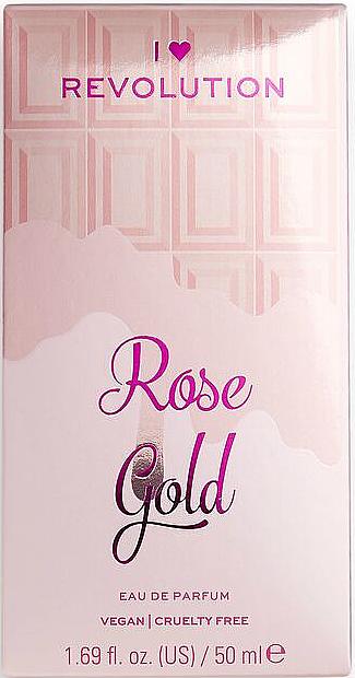 I Heart Revolution Rose Gold - Eau de Parfum — Photo N2